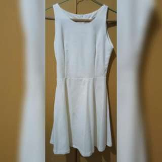 [SALE] Dress Putih Import High Quality