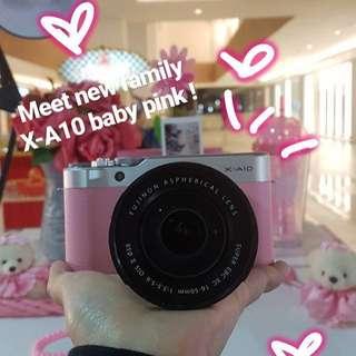 Fujifilm Xa10 Xa-10 Mirrorless
