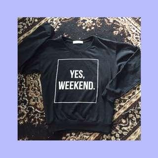 GTW Urban Black Pullover