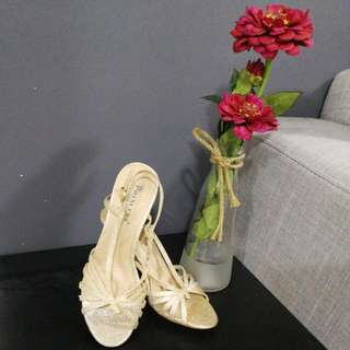 Princess 3inch Glitter Heels Size 39