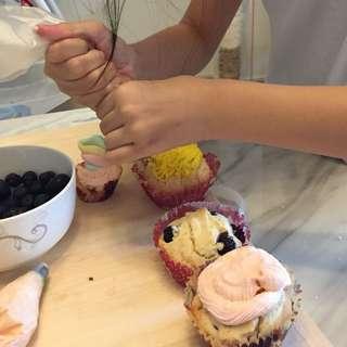 Children's baking class