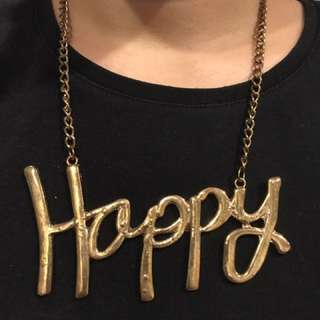 Kalung Happy