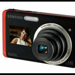 Samsung Camera ST550 (Touch Screen)