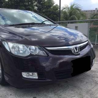 Honda Civic Hybrid 1.3A