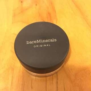 BareMinerals Original Mineral Foundation Travel Size