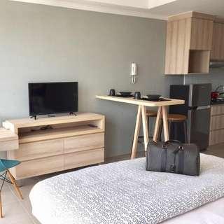 Sewa Apartment New Baru Bintaro Plaza Residence