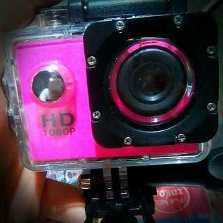 APPO Action Camera 1080p HD