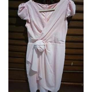 Dress pink susu