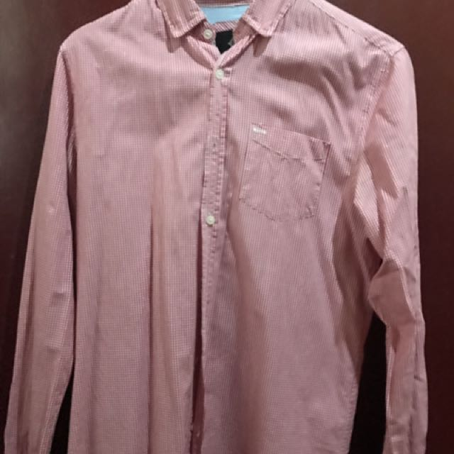 2 For 1 Cotton On Gingham Shirts