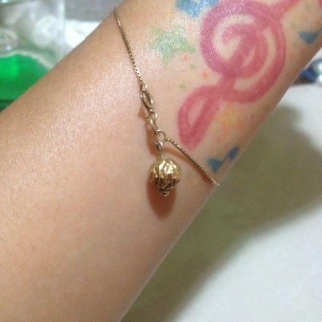 925 silver works bracelet