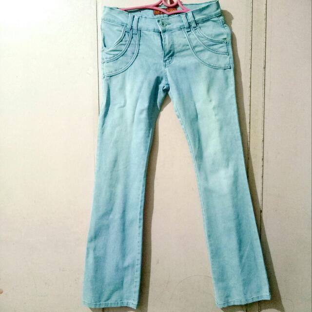 💙 Denim Acid Wash Jeans 💙