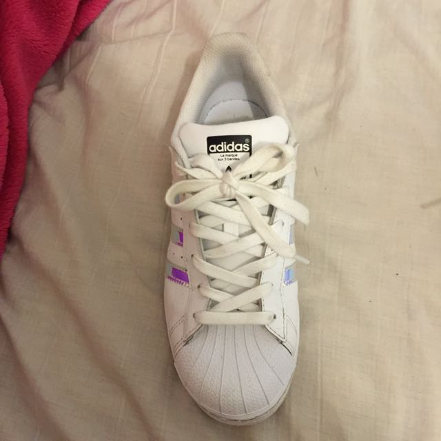 Adidas Originals Hologram Size Uk 5 Eur 38