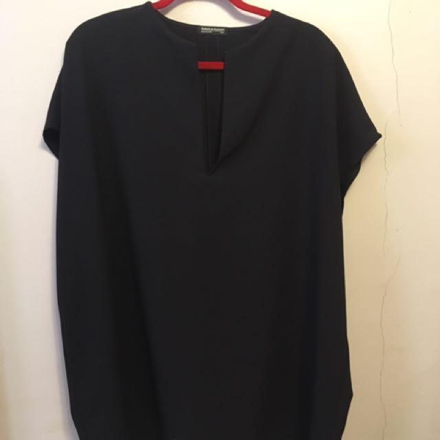 American Apparel Shirt Dress
