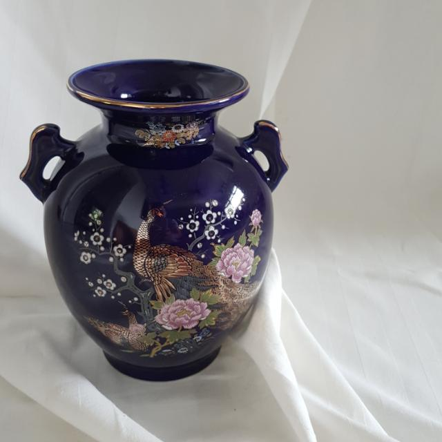 Antique Vase From Japan Vintage Vintage Collectibles On Carousell