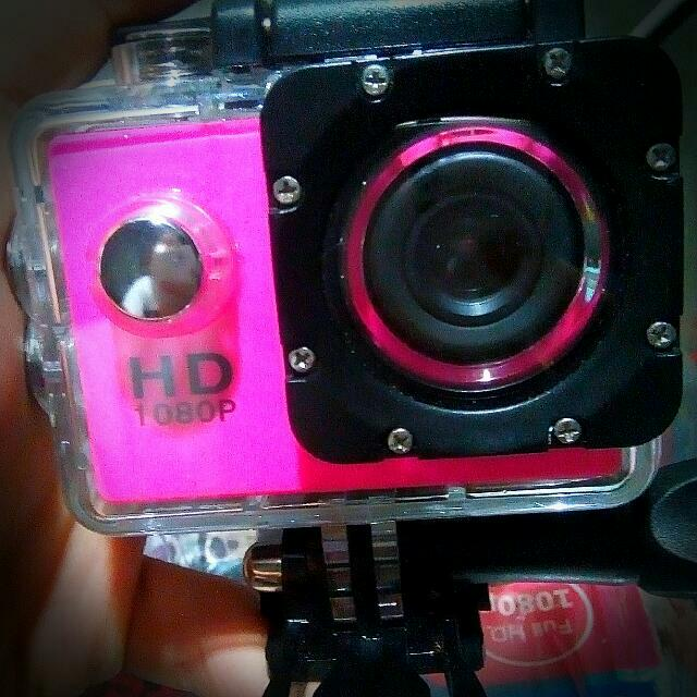 APPO Action Camera 1080p HD