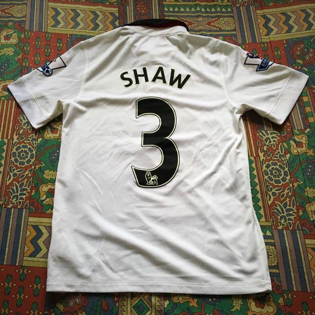 shaw jersey