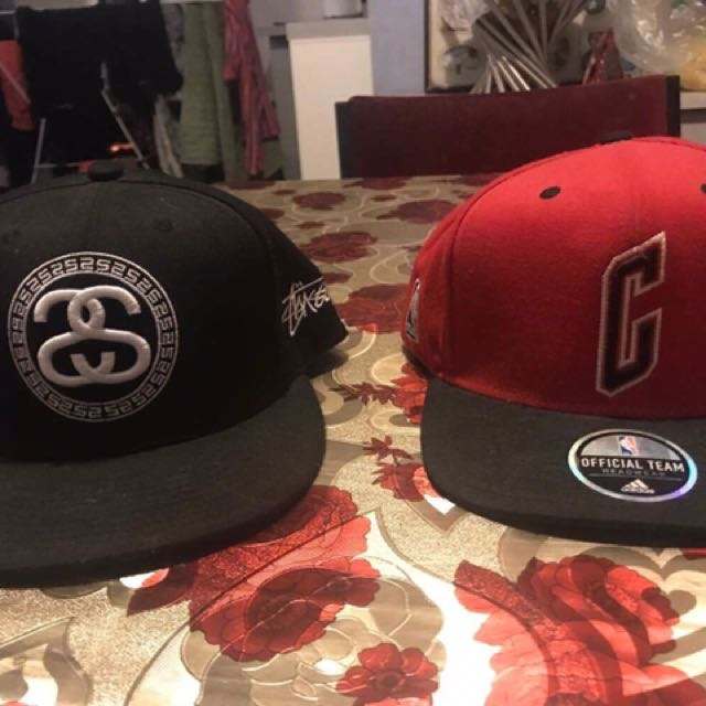 Authentic Snap Backs