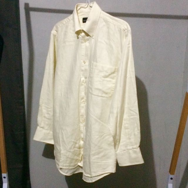 REPRICED: Balenciaga Formal Button Down