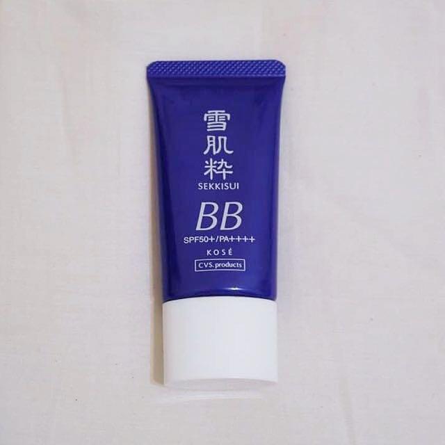 雪肌粹BB霜(自然膚色)/二手商品