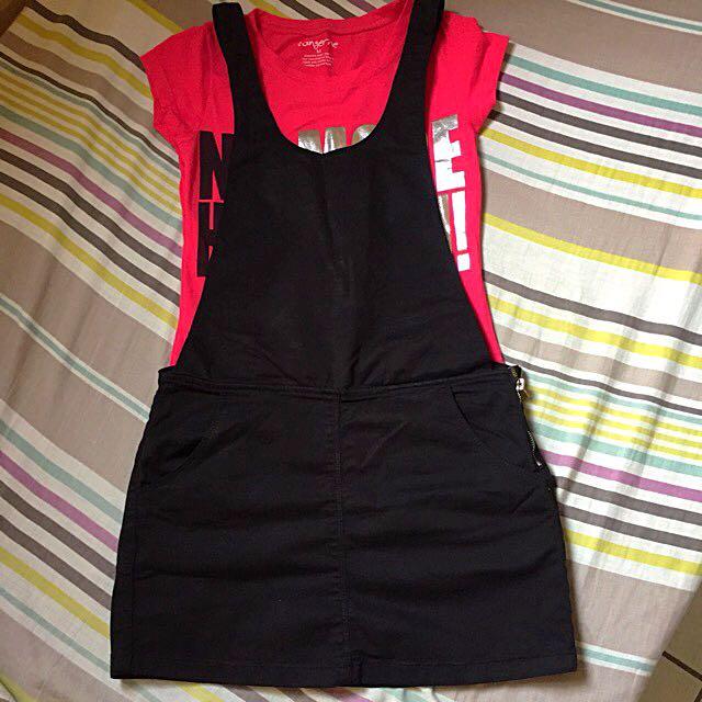 Bershka Jumper Skirt for 200