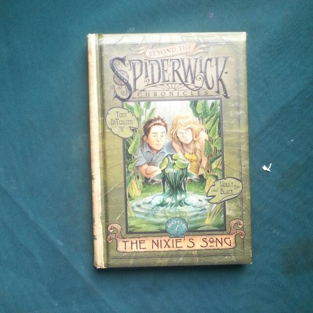 Beyond The Spiderwick's Chronicles