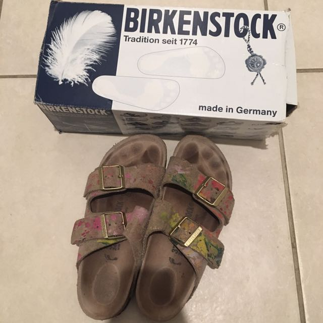 Birkenstocks Arizona 37 Narrow