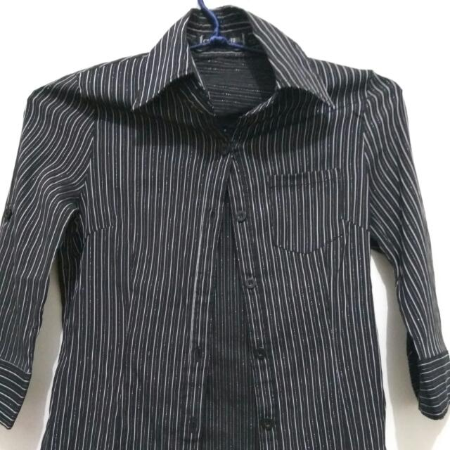 Black Classic Shirt