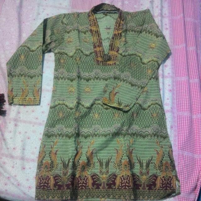 Blouse Batik / Atasan Batik