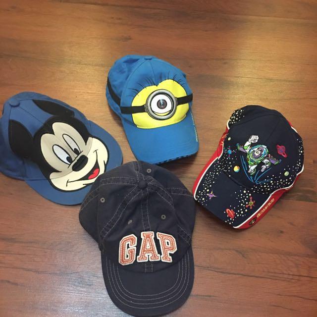 Boys' Cap Bundle
