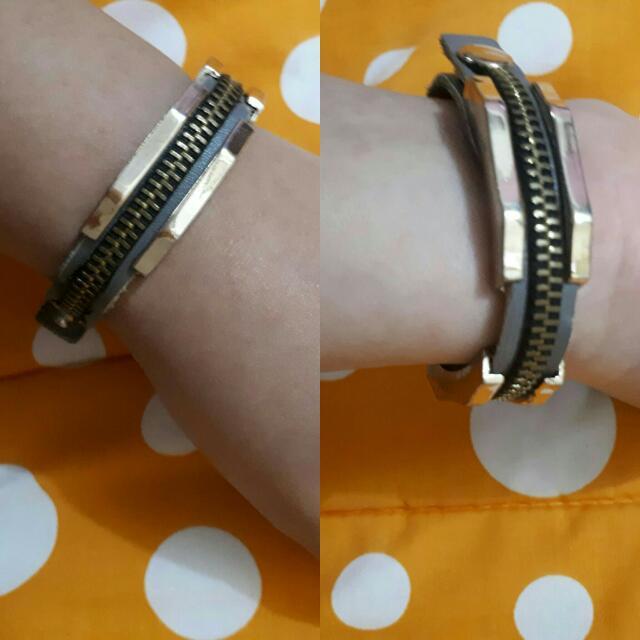 Bracelet Ritsluiting