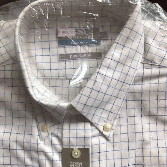 Brand New Marks & Spencer Dress Shirt