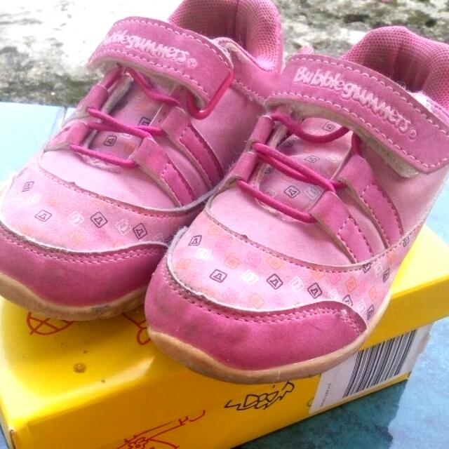 Bubble gummers Pinky Shoes