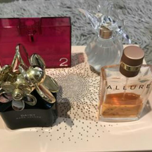 Bulk Perfume