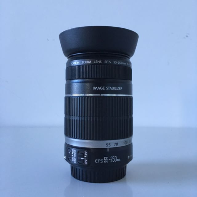 Canon Zoom Telephoto EF-S 50-250 Mm 4-5.6 IS
