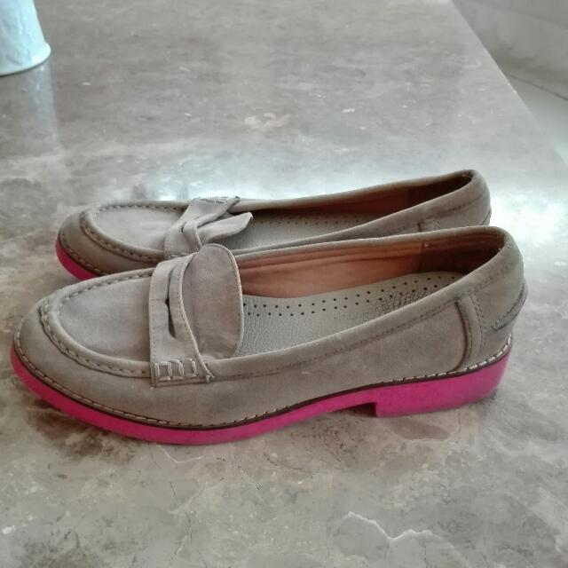 Charles & Keith Loafers (Women's)