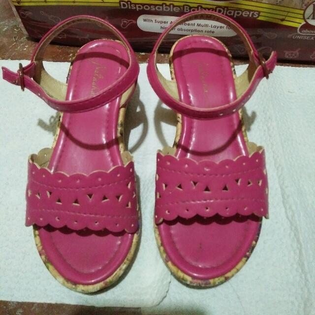 Reprice 🌺Natasha (Cheramie Kid's Shoes Size 9)🌺