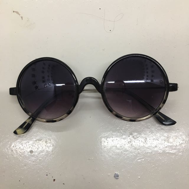 Circular Sunglasses