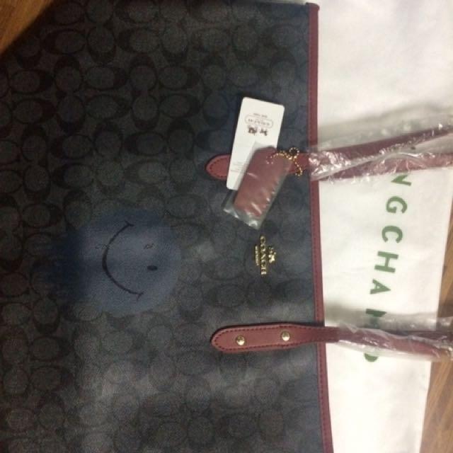 Coach Bag (Leatherware)