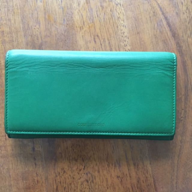Country Road Wallet Leather