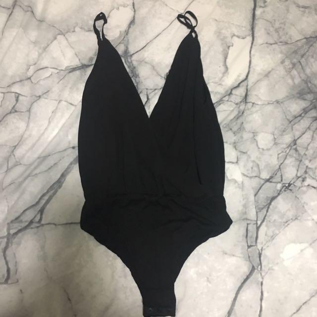 Crossover Bodysuit
