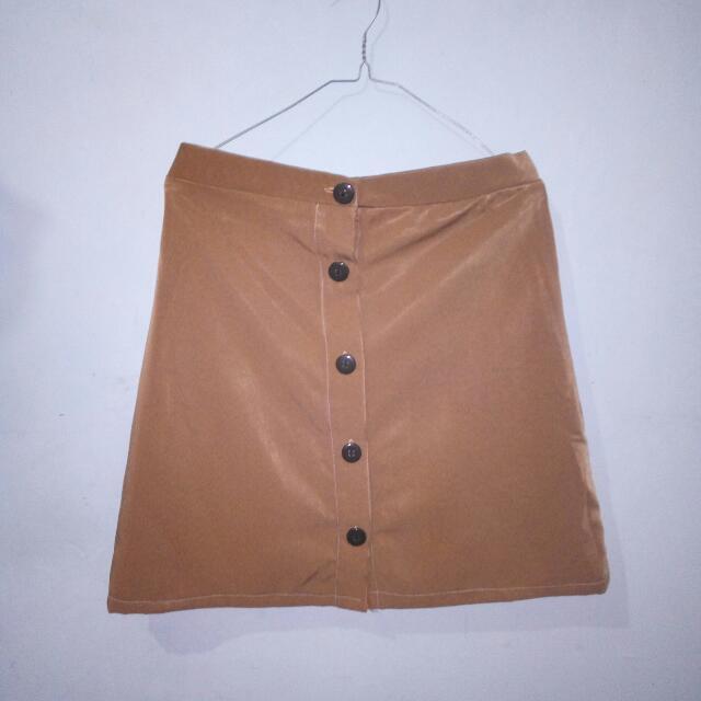 New🌻Buton Skirt