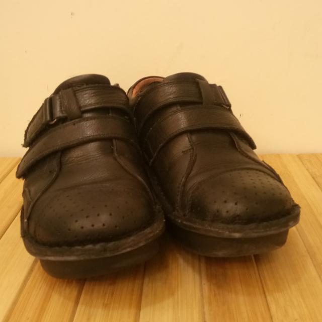 DK氣墊鞋 #厚底空氣鞋 #22半~23 #久站工作