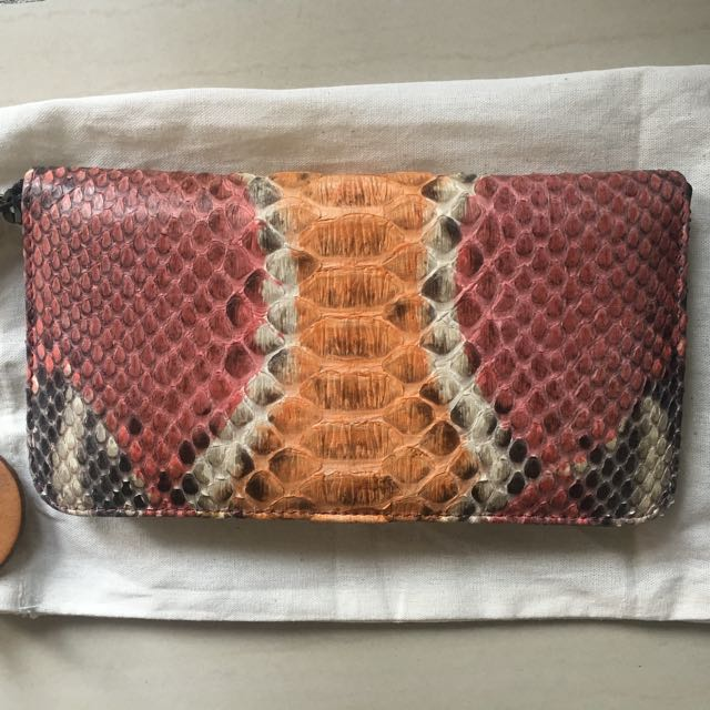 Dompet Tangan PLA Multicolor - NEW