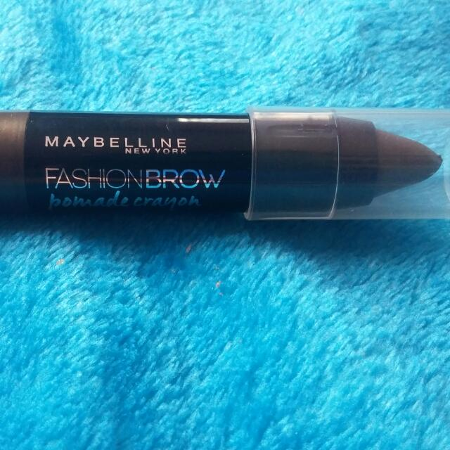 Fashion Brow Pomade Crayon Maybelline