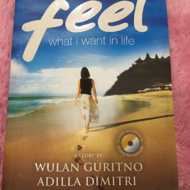 Feel by Wulan Guritno And Adilla Dimitri