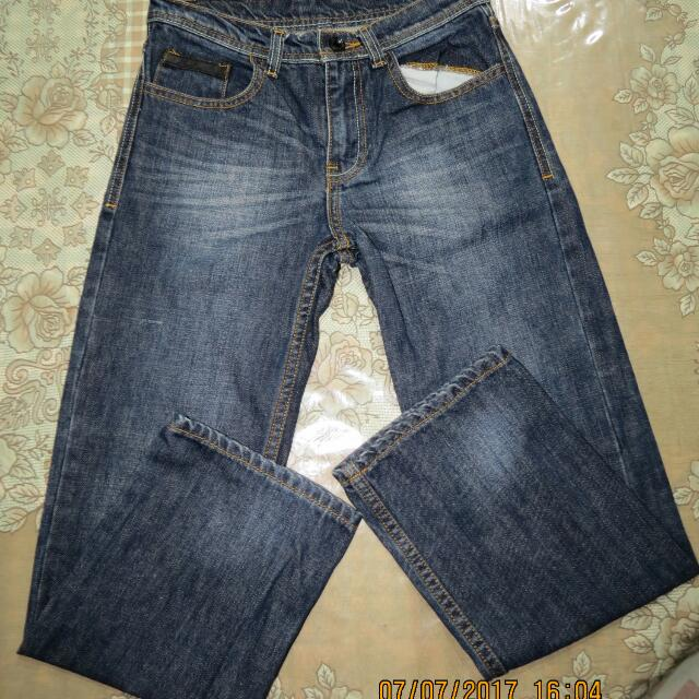 For Kids Jag Denim Pants