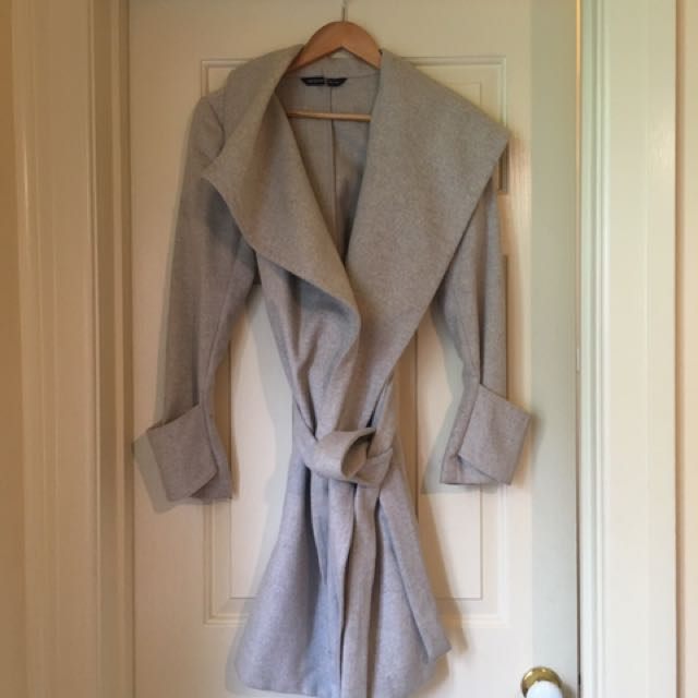 French Connection Grey Woken Jacket