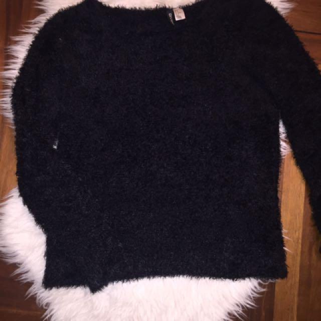 Furry H&M Sweater
