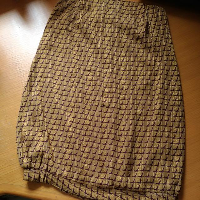 Gaudi Knee-length Print Skirt