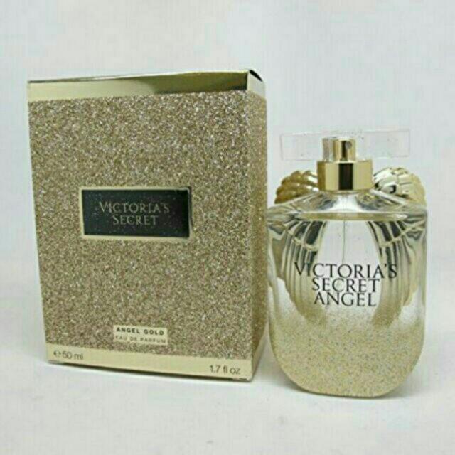 10%OFF🇺🇸Authentic Victoria's Secret Angel Gold Eau De Parfum